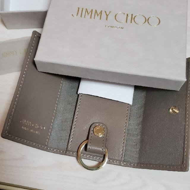 JIMMY CHOO(ジミーチュウ)のジミーチュウ キーケース キーホルダー レディースのファッション小物(キーケース)の商品写真