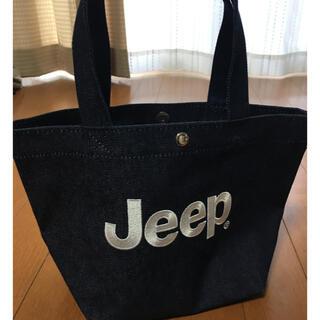 Jeep デニムトートバッグ