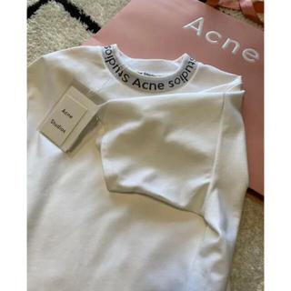 アクネ(ACNE)のacne アクネ 人気モデル半袖Tシャツ(Tシャツ/カットソー(半袖/袖なし))
