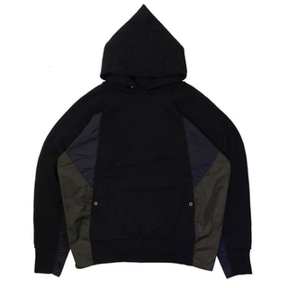 kolor - 20aw Dover限定 ドッキングパーカー