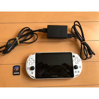 PlayStation Vita - PlayStation vita  PCH-2000 + マインクラフト