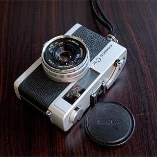 コニカミノルタ(KONICA MINOLTA)のKonica C35 E&L 美品 完動品(フィルムカメラ)