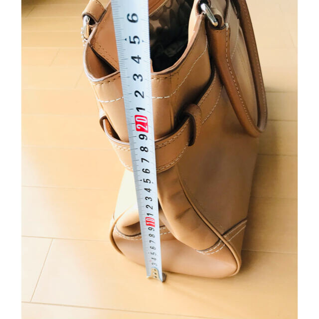 COACH(コーチ)のコーチ ハンドバッグ カバン 本革 レディースのバッグ(ハンドバッグ)の商品写真