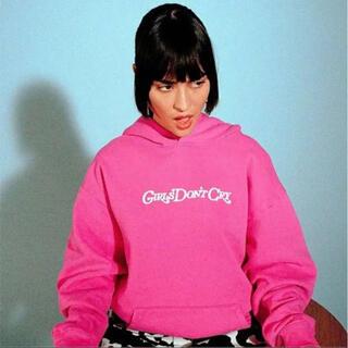 GDC - Girls Don't Cry Mサイズ スウェット ピンク verdy 伊勢丹