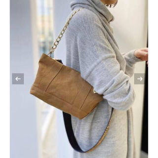 L'Appartement DEUXIEME CLASSE - アパルトモン GOOD GRIEF Canvas Cluch Bag(S)