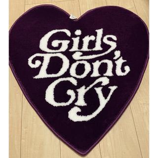 Girls Don't Cryガールズドントクライ 伊勢丹VERDY ラグマット(その他)