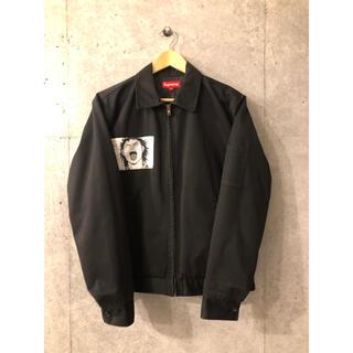 Supreme - 17AW supreme akira work jacket アキラ
