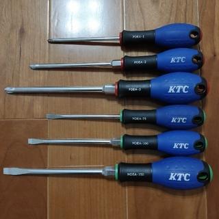 KTC パームドライバーセット(工具)
