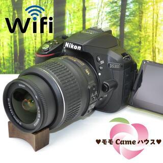 Nikon - ニコン D5300☆WiFi搭載♪高機能・大人気機種☆1373