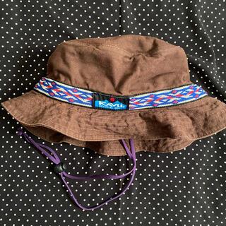KAVU - KAVU ハット 帽子 ストラップバケットハット