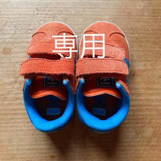 アディダス(adidas)のammu様専用 アディダス ベビースニーカー 11センチ(スニーカー)