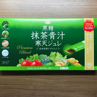 Kowa  黒糖抹茶青汁寒天ジュレ 15g×25本 (青汁/ケール加工食品)