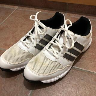 アディダス(adidas)のadidasゴルフシューズ(26.5)(シューズ)