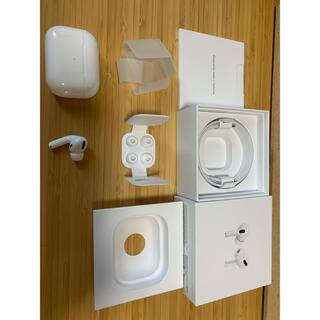 Apple - AirPods Pro 片耳(左耳のみ)無し、その他、付属品