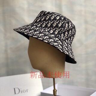 Dior - 【値下げ DIOR リバーシブル ハット 男女兼用 HAT 】