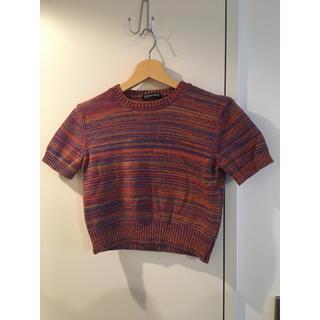 アメリカンアパレル(American Apparel)のAmerican apparel ニット セーター トップス(ニット/セーター)