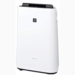 SHARP - シャープ 加湿 空気清浄機 プラズマクラスター ホワイト KC-L50-W
