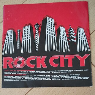 ROCK CITY(クラブ/ダンス)