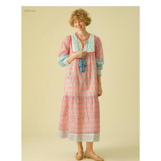 Ron Herman - ロンハーマン SZ Blockprints Silk Jodhpur Dress