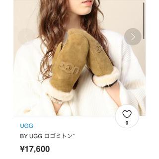 アグ(UGG)の新品 アグ UGG オーストラリア ロゴミトン(手袋)