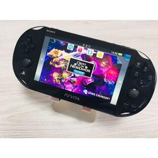 PlayStation Vita - ■美品 メモリカード32Gつき ソフト10本以上 PS VITA 2000本体