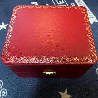 カルティエ(Cartier)のカルティエ 時計 空箱(ショップ袋)