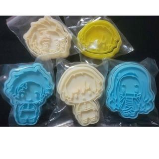 【鬼滅の刃】クッキー型