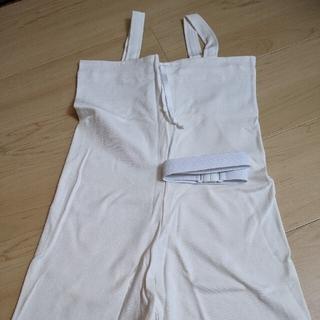 チャコット(CHACOTT)の新品未使用シルビア ジャンプスーツ オフホワイト(ダンス/バレエ)