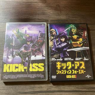 ユニバーサルエンターテインメント(UNIVERSAL ENTERTAINMENT)のキック・アス ジャスティス・フォーエバー DVD 1.2セット (アメコミ/海外作品)