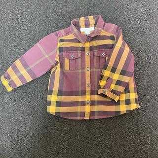 バーバリー(BURBERRY)のバーバリーのシャツ(セレモニードレス/スーツ)