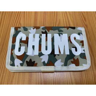 チャムス(CHUMS)の☆sou様 CHUMS (チャムス)ブックレット モバイルケース(モバイルケース/カバー)