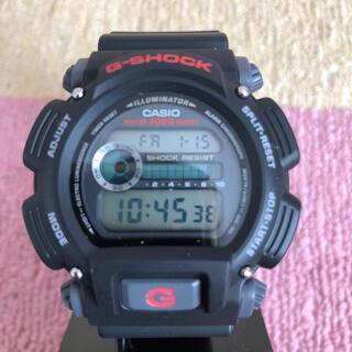 ジーショック(G-SHOCK)の【新品未使用】CASIO G-SHOCK DW 9052 保証書付き(腕時計(デジタル))