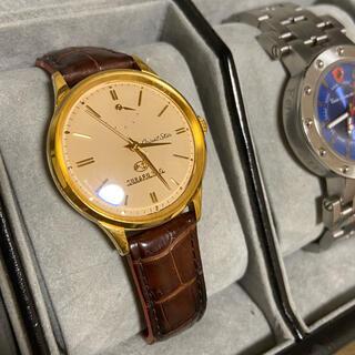 オリエント(ORIENT)の『オリエントスター クラシック 手巻き SUBARU360限定発売(250本)(腕時計(アナログ))