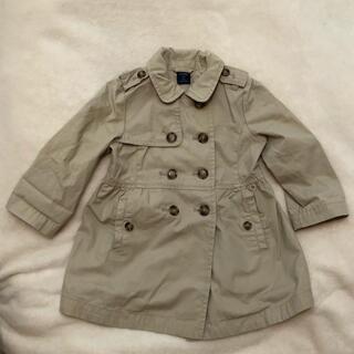 ベビーギャップ(babyGAP)の2歳 トレンチコート(ジャケット/上着)