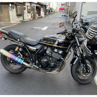カワサキ(カワサキ)のzrx400 2008年式(車体)