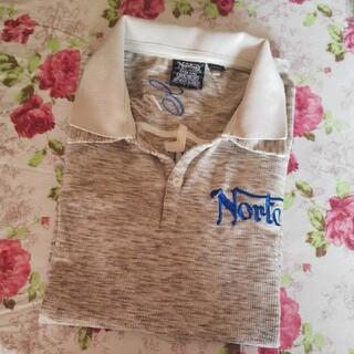 ノートン(Norton)のNorton   刺繍ポロシャツ(ポロシャツ)