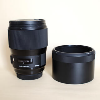 SIGMA - SIGMA 135mm F1.8 DG HSM Art for Canon