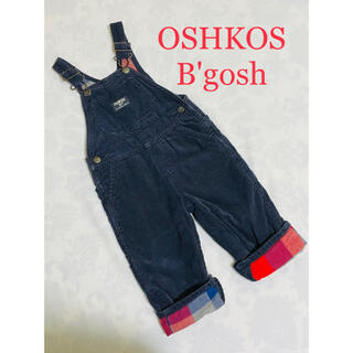 オシュコシュ(OshKosh)のオシュコシュ🇺🇸コーデュロイ オーバーオール(その他)