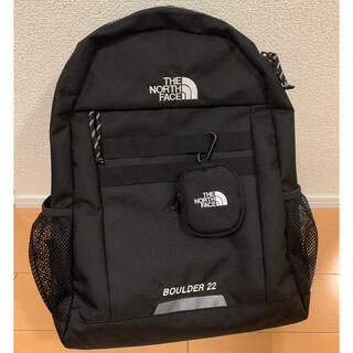 THE NORTH FACE - 新品同様 THE NORTH FACE  22L リュック バックパック 黒