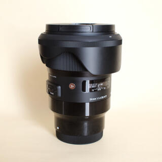 SIGMA - SIGMA 24mm F1.4 DG HSM For Sony