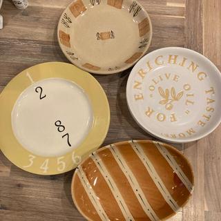 アフタヌーンティー(AfternoonTea)のアフタヌーンティーお皿セット(食器)