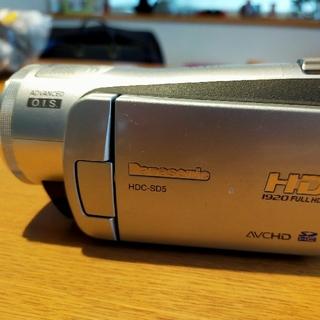パナソニック(Panasonic)のデジタルハイビジョン ビデオカメラ(ビデオカメラ)