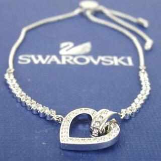 スワロフスキー(SWAROVSKI)のスワロフスキー ブレスレット メッキ 13-208(ブレスレット/バングル)
