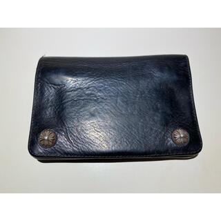 クロムハーツ(Chrome Hearts)のクロムハーツ(折り財布)