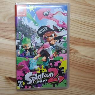 Nintendo Switch - 【中古】スプラトゥーン2 Switch