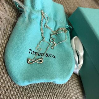 Tiffany & Co. - ティファニー ∞ネックレス 本物