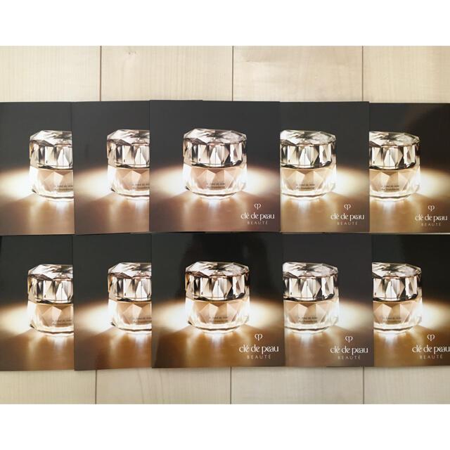クレ・ド・ポー ボーテ(クレドポーボーテ)のクレドポーボーテ ル フォンドゥタン ファンデーション 10セット オークル10 コスメ/美容のキット/セット(サンプル/トライアルキット)の商品写真