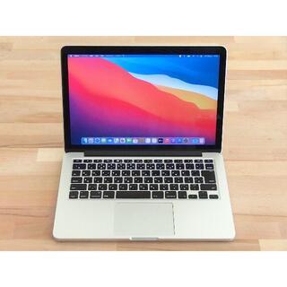"""アップル(Apple)のCore i7/16GB/500GB MacBook Pro Retina13""""(ノートPC)"""