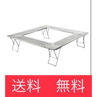 コールマン(Coleman)のコールマン ファイアープレーステーブル(テーブル/チェア)