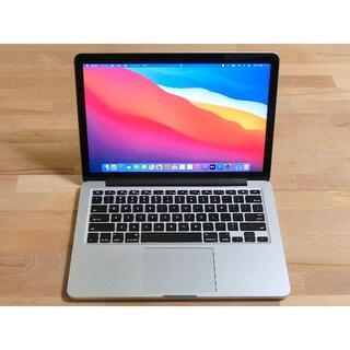 """アップル(Apple)のCore i7/8GB/新品256GB MacBookPro Retina13""""(ノートPC)"""